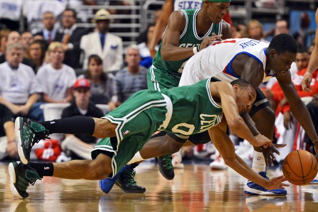 How Avery Bradley's Absence Could Prove Beneficial over the Long Run