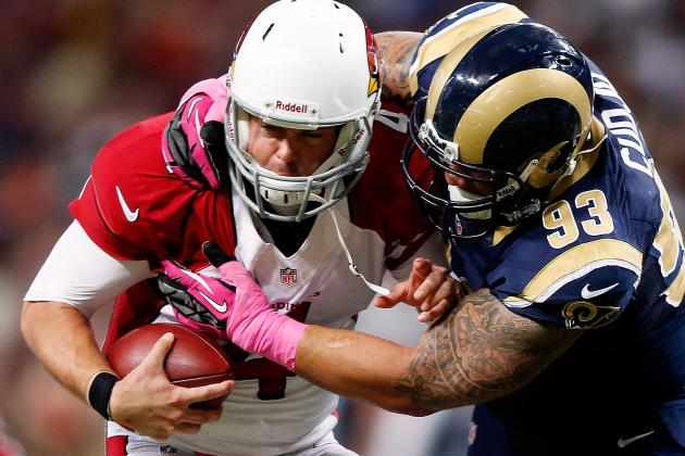 "Kevin Kolb Calls Cardinals' Offensive Performance ""sickening"""