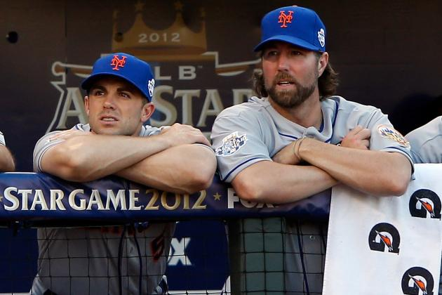 NY Mets GM Sandy Alderson Aims to Keep David Wright and R.A. Dickey