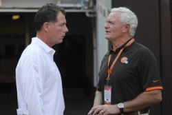 Haslam Won't Start Handing out Pink Slips Until After Season