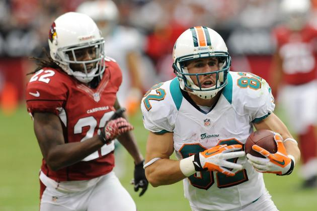 Dolphins Talking Contract Extension with Brian Hartline