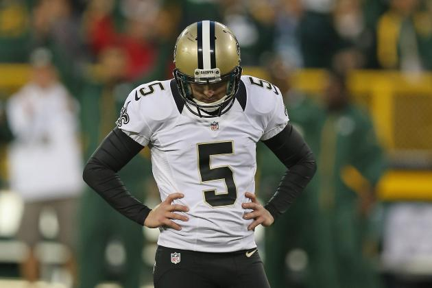 K Garrett Hartley in Good Standing Despite Poor Performance