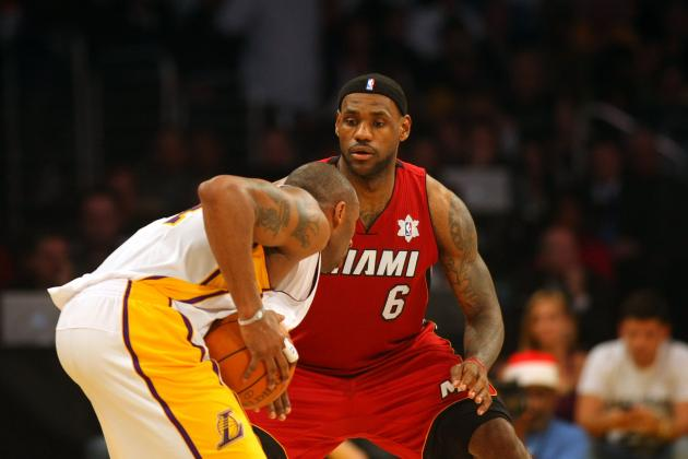 Miami Heat Will Try to Amp Up Its Defense Further by Using The...