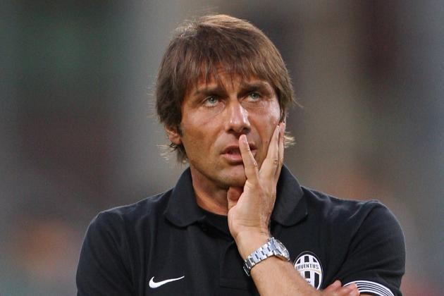 BREAKING NEWS: Juventus Coach Conte Has Ban Reduced
