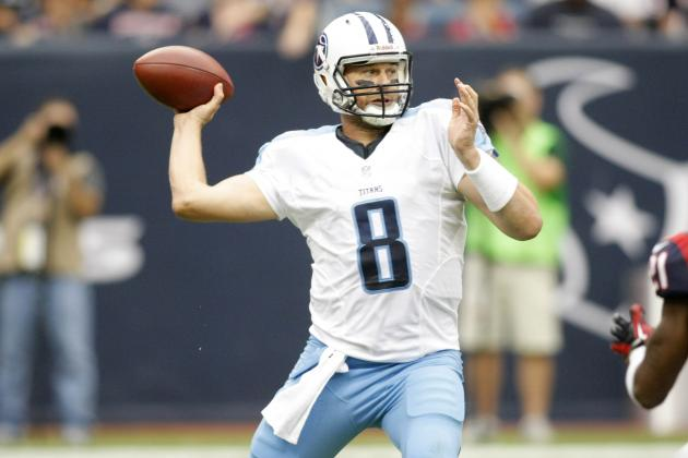 Tennessee Titans' Matt Hasselbeck Wants Up-Tempo Style