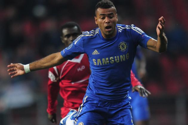 Ashley Cole 'Sorry' for Twitter Outburst Against FA