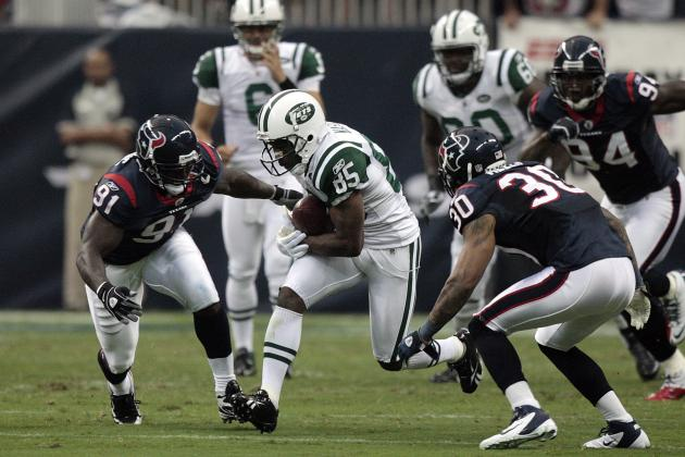 Texans vs. Jets: Sketching out a Game Plan for New York on Monday Night Football