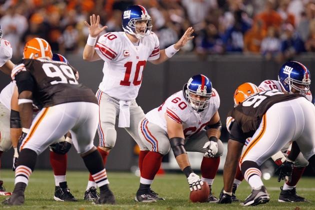 Browns vs. Giants: Spread Info, Line and Predictions