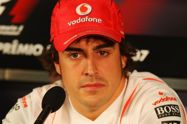 Fernando Alonso Slams McLaren, Sergio Perez and Lewis Hamilton Give Praise