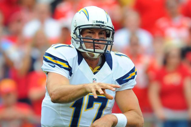"Philip Rivers – ""We Are Not Satisfied"""