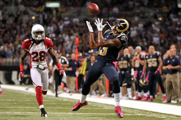 Danny Amendola: Breaking Down Rams' Potential Replacements After WR's Injury