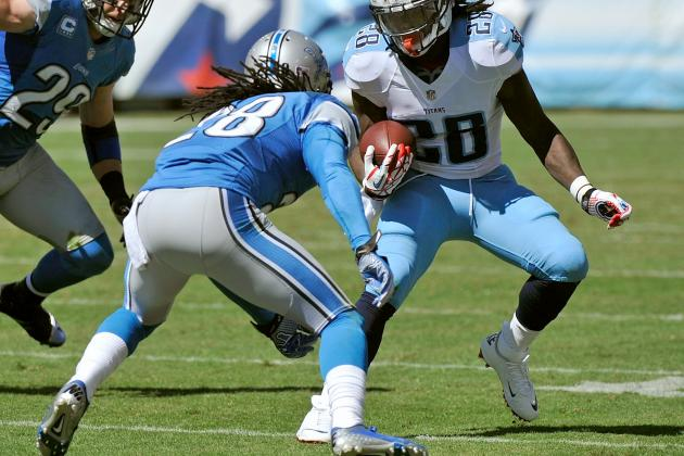 Detroit Lions One of Two Teams Without an Interception This Season...