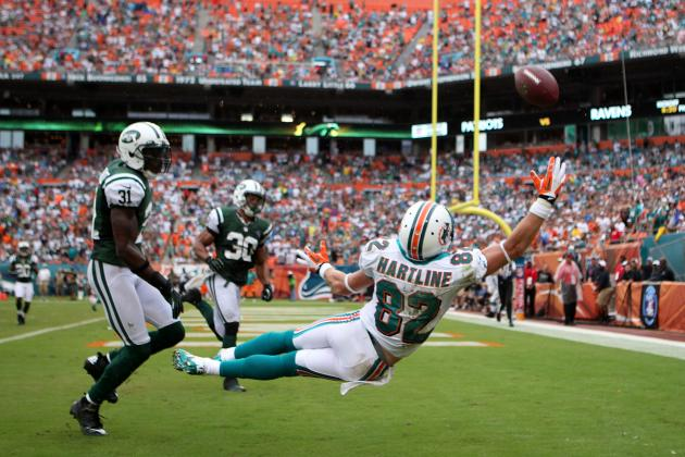 Brian Hartline Took Painful Path to Become NFL's Leading Receiver