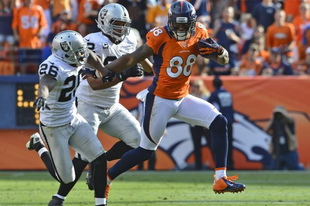 Lions, Raiders Striving Toward First Interception