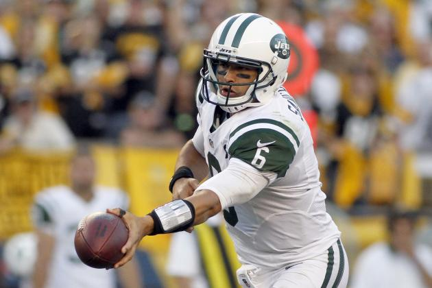 Mark Sanchez: Embattled Jets QB in a No-Win Situation Against Texans and Tebow