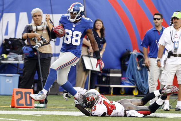 Should Fantasy Owners Try to Buy Low on Hakeem Nicks?
