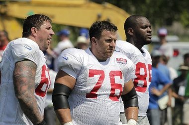 Giants Get Several Players Back on Practice Field Before Browns Game