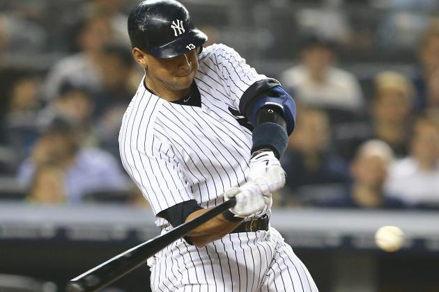 Alex Rodriguez and the Postseason Batting Order