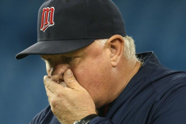 Minnesota Twins 2012: Front Office Misfires on Coaching Staff Shakeup