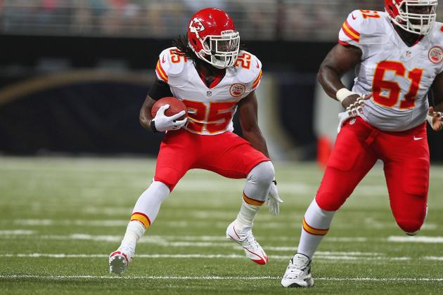 Ravens Run Defense Will Face Considerable Test in Chiefs' Jamaal Charles