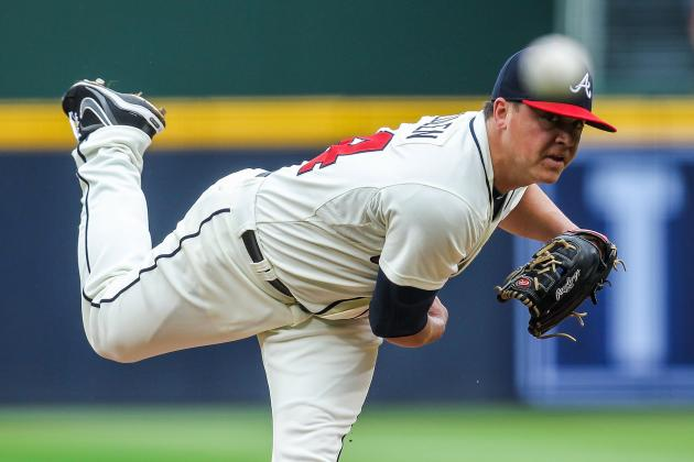 Braves' Medlen Glad to Face Cardinals in Wild Card