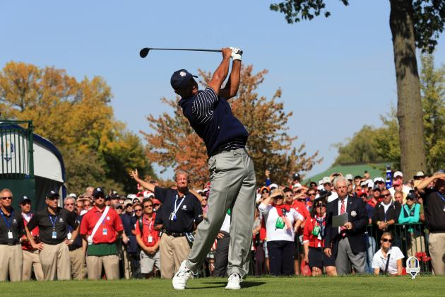Tiger Woods Announces Remaining 2012 Schedule