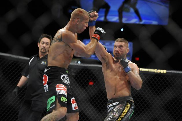 UFC on FX 5: Jeremy Stephens Arrested, Status of Fight with Yves Edwards Unknown