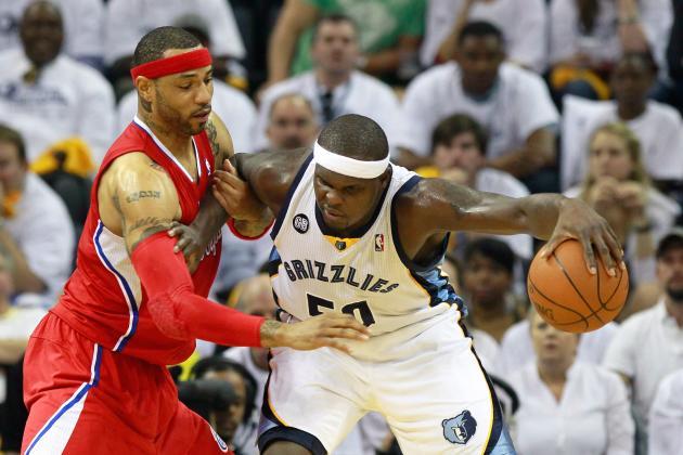 Memphis Grizzlies 2012-13 Season Preview