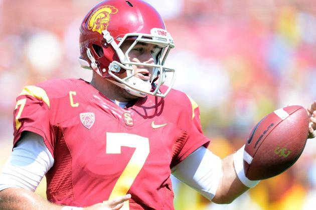 Matt Barkley: USC Quarterback Is Back in the Heisman Picture