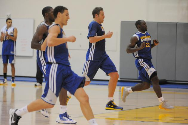 Golden State Warriors: Mark Jackson Tipping His Hand with Training Camp Lineups