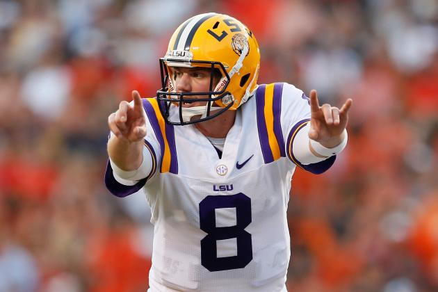 LSU vs. Florida: Zach Mettenberger Must Shine for Tigers to Win Huge SEC Clash