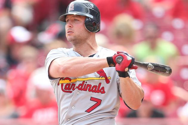 Wild Card Game lineups: Cardinals vs.Braves