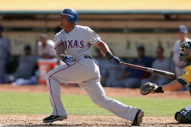 Tough Adrian Beltre Leads Rangers