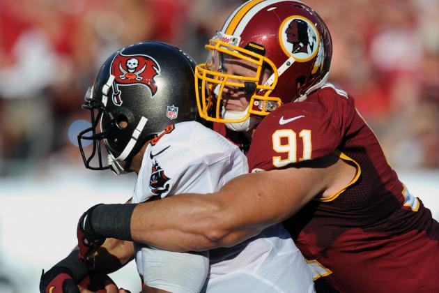 Redskins Say Pass Rush Could Be Key Against Falcons, Ryan