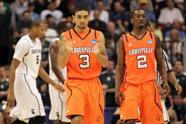 Louisville Basketball: Preview of Louisville's Guards for the 2012-13 Season