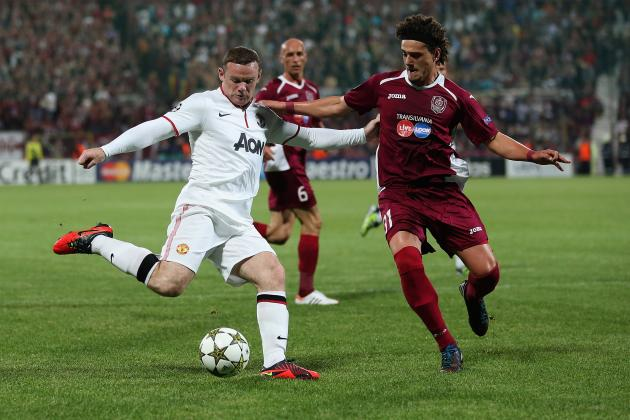 Newcastle United vs. Manchester United: Red Devils Need Rooney in EPL Clash