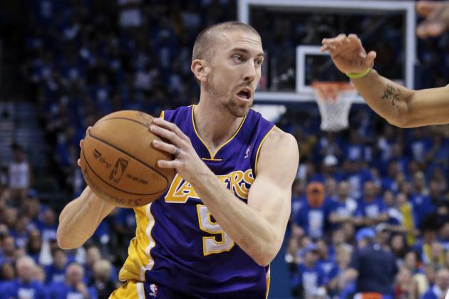 Steve Blake Might Lead Chris Duhon for Backup Job