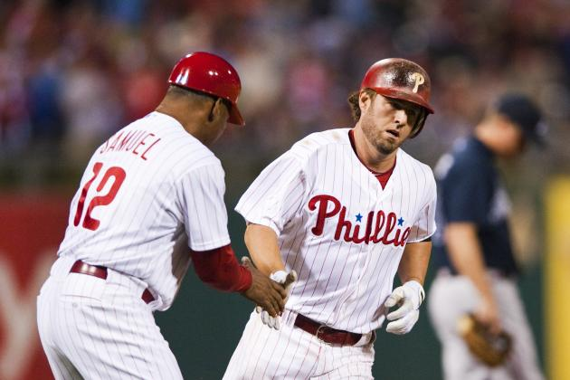 Is Kevin Frandsen the Philadelphia Phillies 2013 Third Baseman?