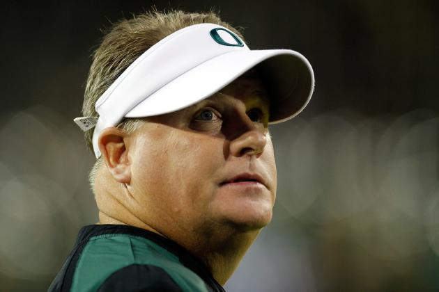 Why Isn't Oregon's Chip Kelly in the Conversation of Best Football Coaches?