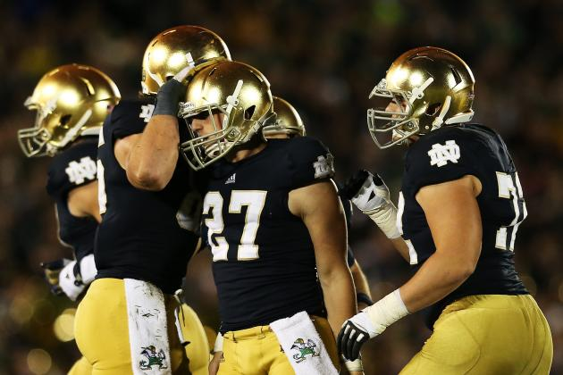 Notre Dame Football: 4 Players Who Will Keep the Fighting Irish on a Roll