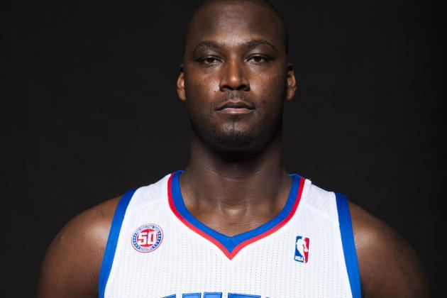 Kwame Brown Overcoming Nerves at Sixers Camp
