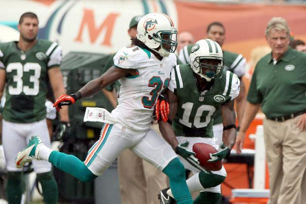 Dolphins CB Marshall (back) out Against Bengals