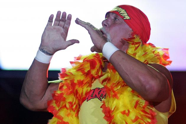 Watching Hulk Hogan Have Sex in a Canopy Bed Is Not Safe for Work