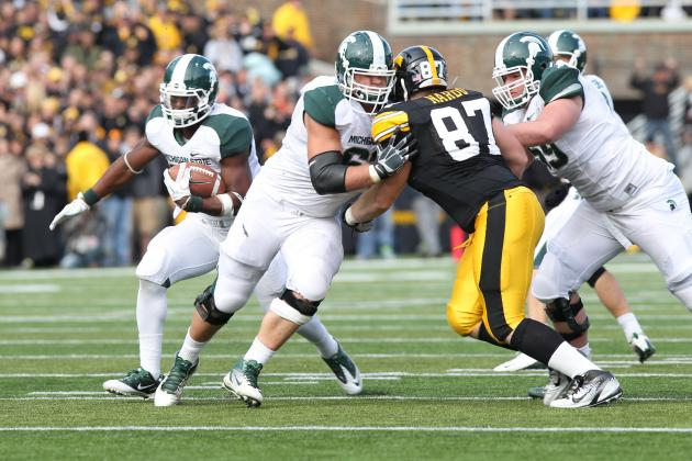 Ethan Ruhland Is MSU's New Starting Center, Before Heading off to Medical School