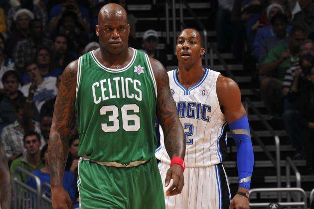 Dwight Howard: Why Shaq's Comments Will Fuel Howard in '12-'13