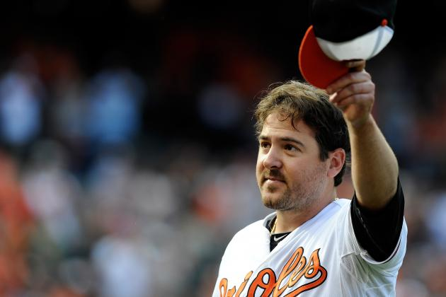 MLB Playoffs 2012: Are the Baltimore Orioles Doomed by Starting Joe Saunders?