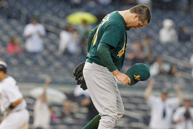 Neshek's Loss Reverberates Through A's