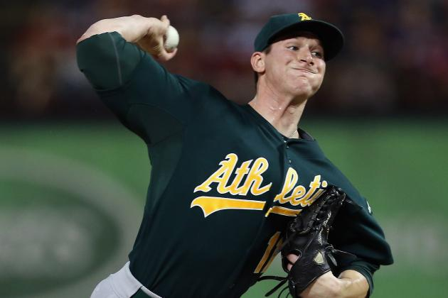 A's Pick Rookie Jarrod Parker to Start Game 1 Against Tigers