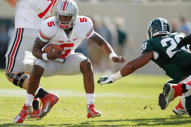Nebraska vs. Ohio State: Big Ten Player of the Year Award Hinges on Outcome