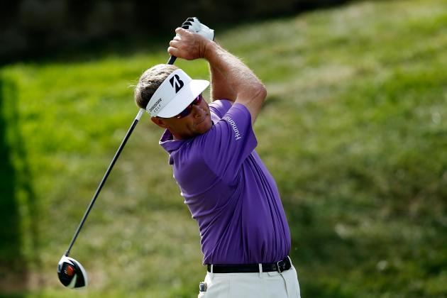 Shriners Open 2012: Day 2 Leaderboard, Highlights and More from TPC Summerlin